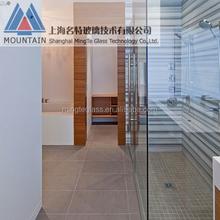 european style smart glass door