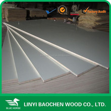 15mm Best quality White formica laminated plywood manufacturer