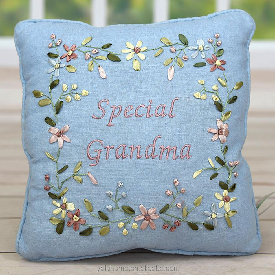 Bulk Throw Pillow Cases : wholesale Emborid decorative pillow covers