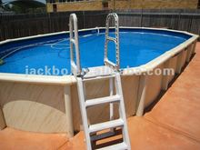 NEW design Pool swimming Metal Frame Set outdoors above ground yard home