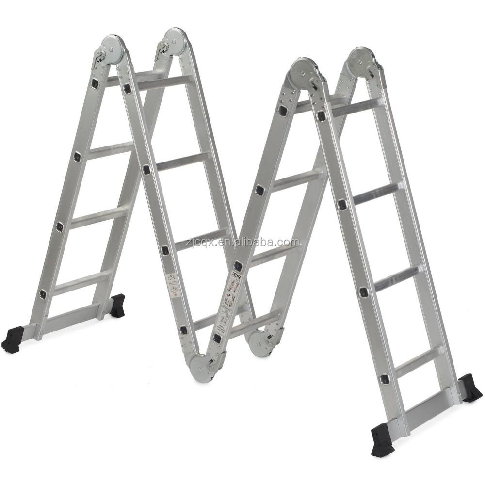 Multi Purpose Aluminum Ladder : Multi purpose ladder with en buy product on