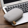new products stone power bank with 2A USB output for smartphone