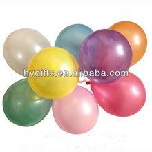 Natural Latex inflatable light balloon