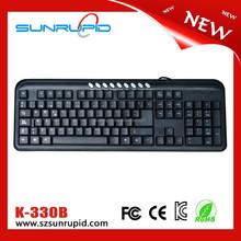 High Performance USB Wired Laptop Multimedia Keyboard