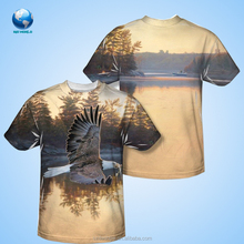 Big World Animal Printed 3D T-Shirt/ ,Leopard Various Expression 3D Printing T-Shirt/Unisex 3D Printer For T-Shirt