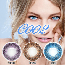 Sharingan Fresh Color Contact Lens / Honey Cosmetic Newest Contact Lens from China