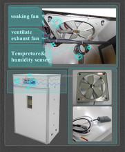 egg incubator in dubai/chicken farm egg incubator/poultry hatching machine