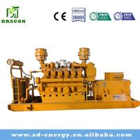 500kw energy efficiency gas generator parts for sale