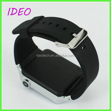 New design silicon touch fashion Bluetooth android stopwatch original smart watch phone