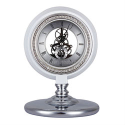 new arrival design quartz table clock for promotion gift