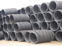 Hot rolled low carbon high tensile SAE1008 wire rod for wire drawing