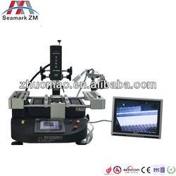 ZM-R5860C auto repair equipment with a Camera and a monitor disc repair machine