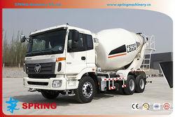 Designer latest Foton mixer truck for sale