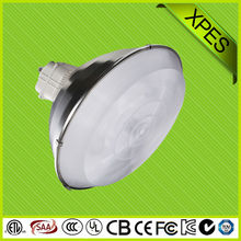 Easy install led battery operated pendant high bay light with pc cover