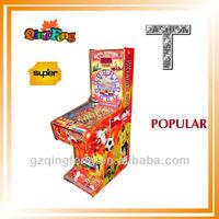TZ-QF070 Easy play 5 balls football arcade pinball game toy