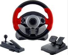 FOR PS3 HOT Selling And Powerful Racing Steering Wheel FOR PS3