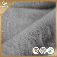 Fake mink skin fur for garments