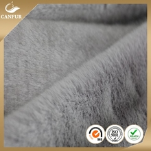 Fake mink skin fur for garments