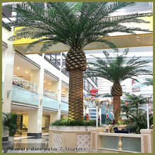 indoor outdoor large fake artificial palm tree