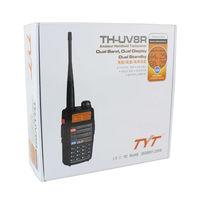 7W 256 CH UHF VHF 400-520MHz 136-174MHz DTMF 1750Hz Tone Calling two way radio cb TH-UV8R
