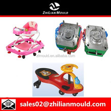 2015 new product safety plastic baby walker mould