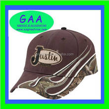 letters embroidered mens baseball cap