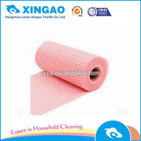 [FACTORY] 50gsm/s.q.m high-efficiency Disposable non-woven dishcloth