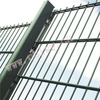 galvanized wire mesh fence,black welded wire fence mesh panelwelded wire mesh fence panels in 6 gauge