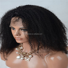 2015 Fine and Delicate Craftmanship Full Hand-tied Bleached Knots and Free Style 100% Human Virgin Remy Hair Natural Hair Wig