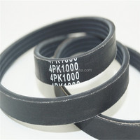 Good quality and factory price pk belt ,rubber belt PH PJ PK PL PM