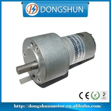 DS-50RS545 50mm 24 volt high torque low rpm dc gear motor