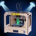 Impresora 3D Dos boquillas