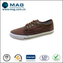 Top level new products stamped canvas shoes