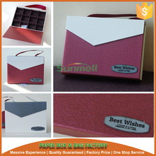 luxury chocolate boxes packaging with inserts