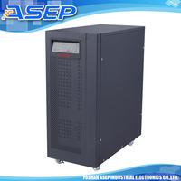 UPS power supply high Frequency 6K,10K,20K, single phase, three phase, wide input voltage uninterruptible power supply ups