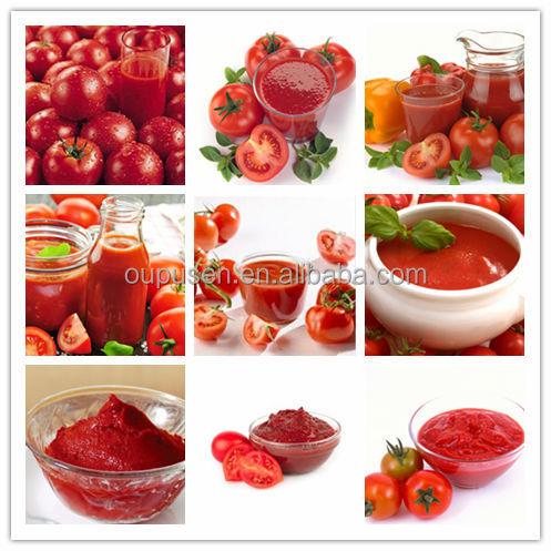 Cold Break Tomato Sauce in Tin