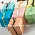 popular superior e inferior do presente de casamento caixa de doces caixas decorativas para doces