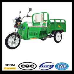 SBDM Motorcycle Automobile Cargo Tricycle For Sale