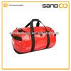 Waterproof Red Duffel Bag