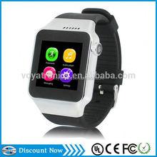2015 Newest IP68 Waterproof Bluetooth Smart Watch Uterra Sport Smartwatch Call/SMS Sync Remote Control Sleep