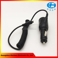 12V 1000mah car power adapter for blackberry USB Smart Car Charger