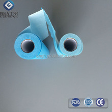 Dental surgery or examination medical paper couch roll