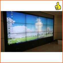 With Samsung TFT Panel 46inch LCD video wall/ LCD tv wall /LCD advertising display wall