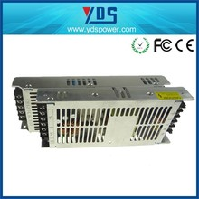 constant voltage single output AC DC regulated 60A 300W 5V switch thin power supply