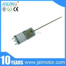 small electric 6v DIY high quality dc gear motor for toys