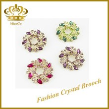 Korean Style Fashion Rhinestone Brooch for Banquet