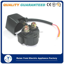 Starter Relay for 4-stroke 50cc-250cc ATVs, Dirt Bikes, Scooters, Go Karts
