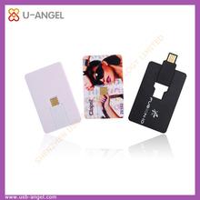 Credit card shape usb stick (U003A)