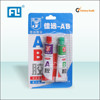 Liquid acrylic resin for stone, acrylic AB adhesive, fast curing super strong glue