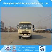 8*4 white color customized design lpg trucks
